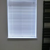 Faux Wood Venetian Blinds Made to Measure fitted by Fine Fit Blinds and Shutters Lichfield